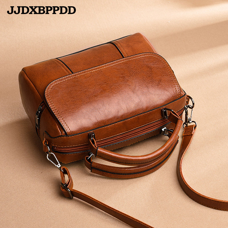 2019 Fashion Women Bag Leather Handbags PU Shoulder Bag Small Flap Crossbody Bags For Women Messenger Bags Cover Casual