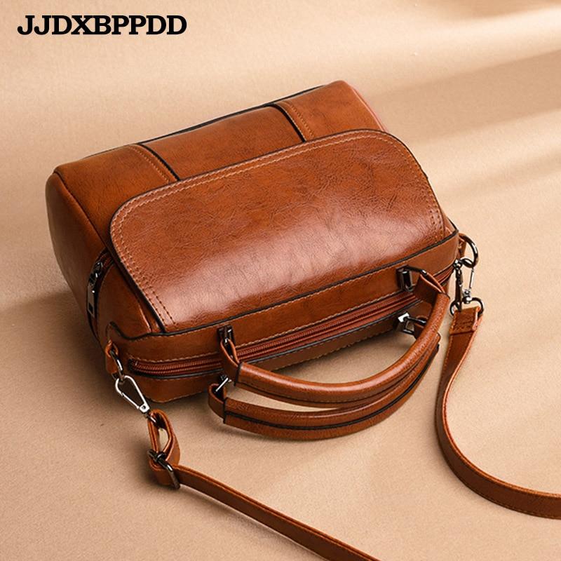 2019 Fashion Women Bag Leather Handbags PU Shoulder Bag Small Flap Crossbody Bags For Women Messenger Bags Cover Casual
