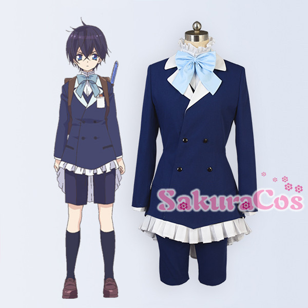 First Love Monster  Noguchi Kazuo Cosplay Costume Custom Any Size