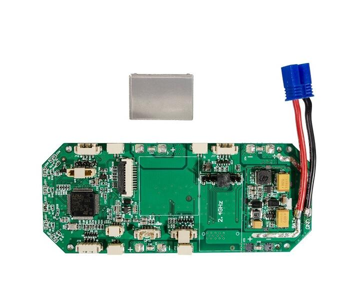 Original Hubsan H501S X4 RC Quadcopter Spare Parts Power Board jjrc h20c rc quadcopter spare parts receiver board