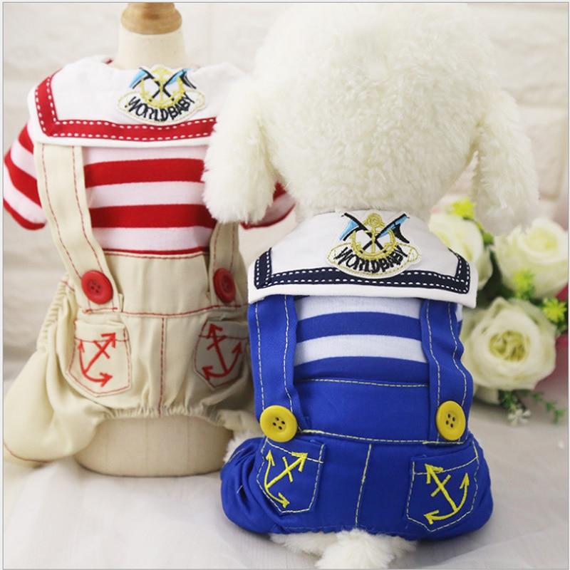 Modne obleke za pse Mladički Bibs Kombinezon Hišni ljubljenčki Psi - Izdelki za hišne ljubljenčke