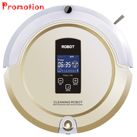 Robot Vaccum Cleaner A325 Auto Sweep,Mop,Sterilize,LCD Touch Screen,Schedule,Auto Charge