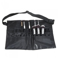 Makeup brush bag big waist bag black professional makeup tools factory direct sales a large number of stock Eye Shadow Applicator
