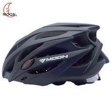 LUNA Marca Profesional de La Bicicleta/Ciclismo Casco moldeado Integralmente Ultralight 21 Orificios de Ventilación Casco de la Bici de Doble Uso MTB o carretera