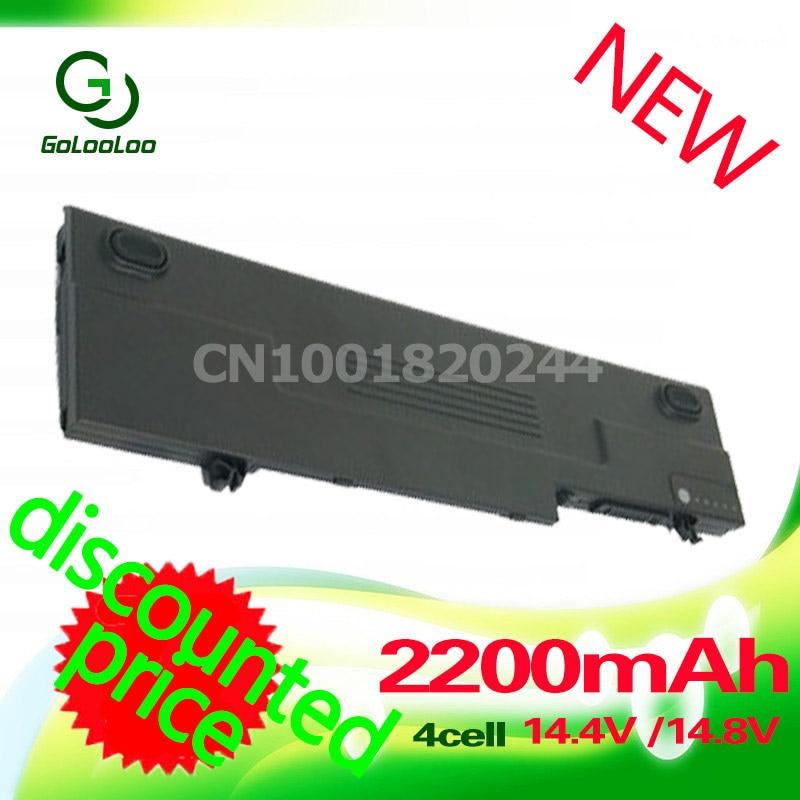 Golooloo 2200 mah Batterie Pour dell Latitude D420 D430 312-0444 451-10366 GG428 JG172