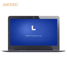 Amoudo 14 inch 4GB Ram+240GB SSD Windows 7/10 System 1920X1080P FHD Drawing Case Intel Quad Cores Laptop Notebook Computer