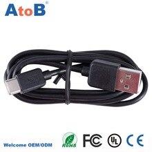 ATOB Tipo-C OTG Adaptador USB 3.1 Para USB Um macho Tipo de Dados C cabo Conector Para Macbook Para Letv Max Para Xiaomi 4C Cabo USB C