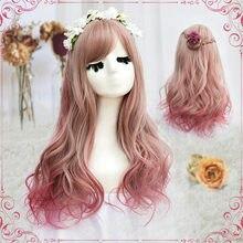 (Алиса парик 048) термостойкие волокна волос синтетические волосы