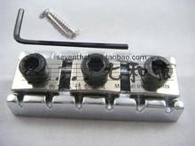 42,7*15,7 MM silbrig duplex e-gitarre string mutter/string schloss/mit schraubenschlüssel schraube