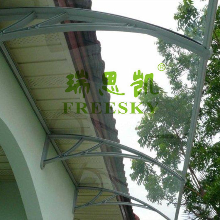 Yp120200 120x200cm 47x78in Outdoor Used Window And Door Awning Plastic Cover Rain Canopy