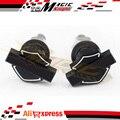 Черный Мотоцикл Заднее Крыло Eliminator Болты Номерной знак Винты 6 мм Для Harley Dyna Softail Sportster