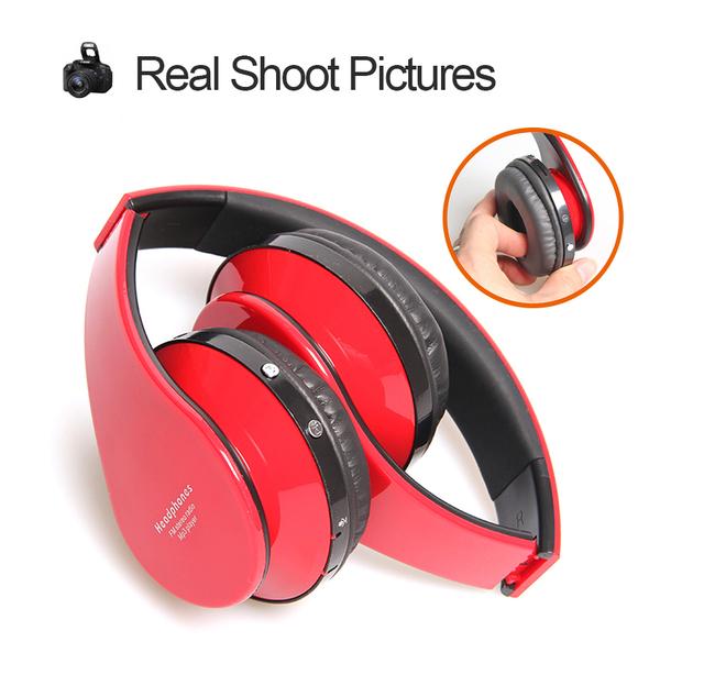 EB203 Super Bass Stereo Bluetooth Headset