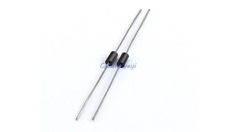 100pcs/lot Schottky Rectifier Diode 1N5817 1N5819 1N5399 1N4937 1N4004 1N4001 1N4007 UF4007 HER107 FR207 FR157 FR107 RL207 DO-41
