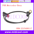 New Auto ABS Wheel Speed Sensor use OE NO. 2215400117 for Mercedes Benz / Mercedes-Benz S-Class W221 C216