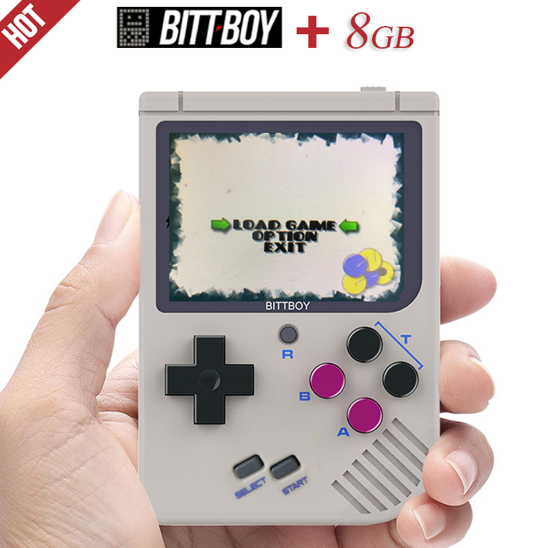 Game Console, BittBoy V3.5+8GB, retro console, Handheld game players, support more Classic Games for Child Nostalgic PlayerGame Console, BittBoy V3.5+8GB, retro console, Handheld game players, support more Classic Games for Child Nostalgic Player