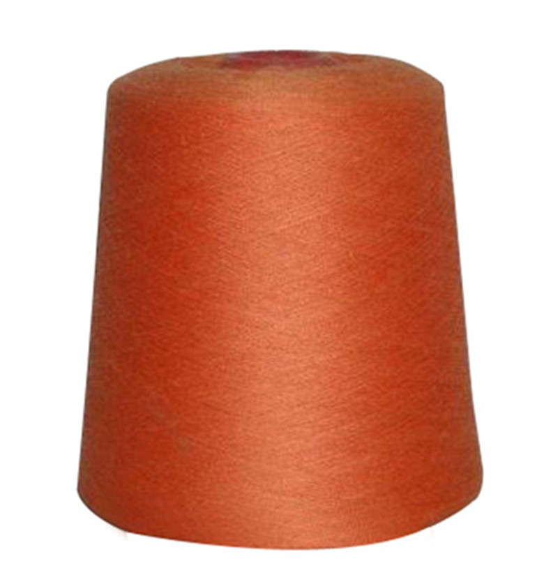 100 Cotton yarn for weaving knitting thread 20s 2 in colour combed yarns Eco Friendly healthy