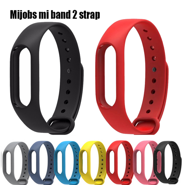 Aliexpress Com Buy Replace Mi Band 2 Strap Colored