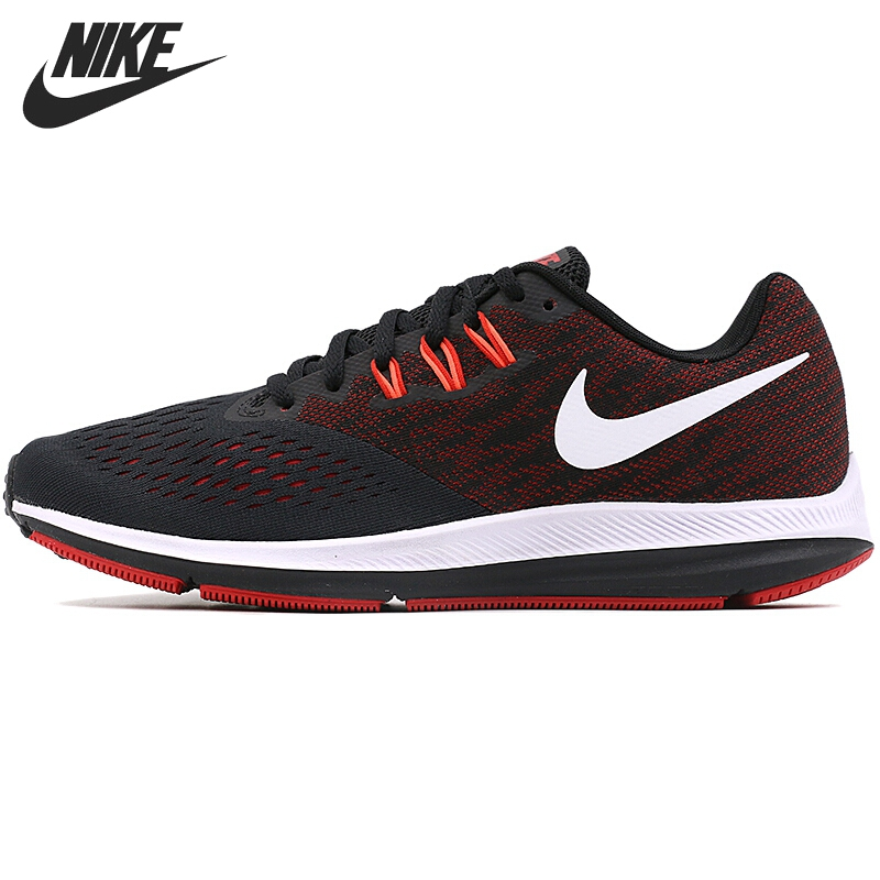 Original New Arrival 2017 NIKE ZOOM WINFLO 4 Mens  Running Shoes Sneakers