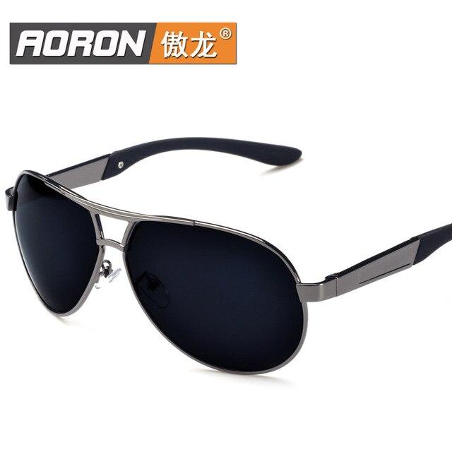 77f6c814c6846 Óculos de sol para Homem bad boy jovem escritório de colarinho branco  colarinho azul motorista de