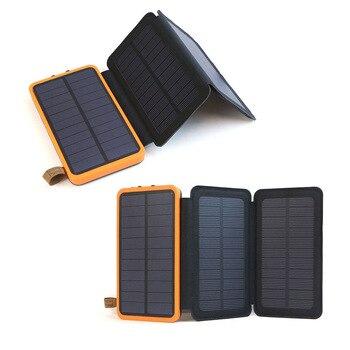 KERNUAP Folding Solar Panel 12W 10W 4