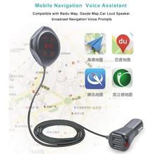 Q7S Bluetooth Hands-free FM Transmitter Car Kit MP3 Player Wireless Modulator Dual USB Port Extend SD MMC + 3.5mm AUX