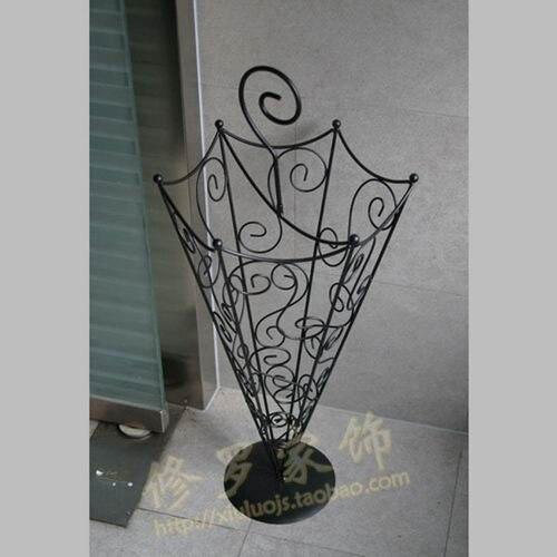 Wrought Iron Umbrella Stand French Umbrella Bucket The Door Umbrella