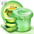 Beauty Nature Republic Concentrated 100% pure Fresh Aloe vera gel moisture cream moisturizing aloe acne remove 1pc makeup120g
