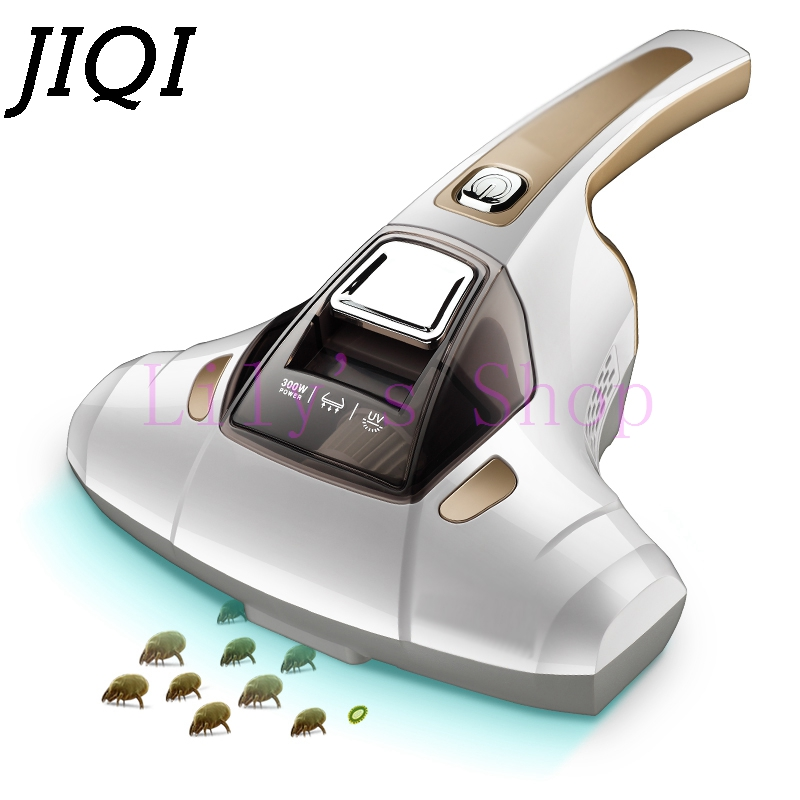 household vacuum cleaners Dust Mite Controller bed mites cleaner UV germicidal mites killing sterilization catcher EU US plug jiqi mini vacuum cleaner sweeper household powerful carpet bed mites catcher cyclone dust collector aspirator duster eu us plug