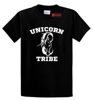 Unicorn Tribe T Shirt Classy Tribal Unicorn Party Unicorn Squad Gift Tee S 5XL
