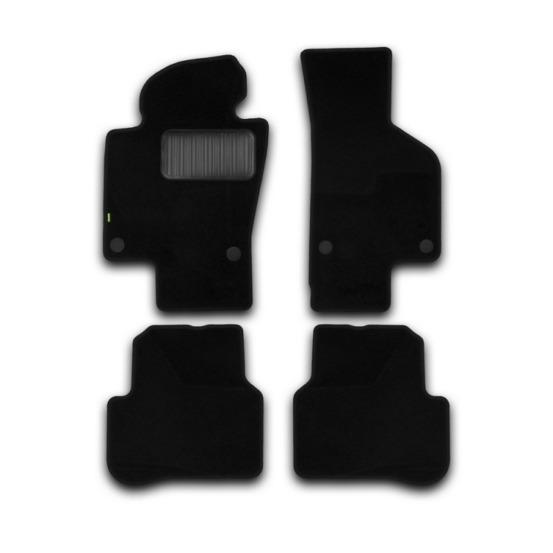 Mats in the salon For CHEVROLET Lacetti 2004->, 4 PCs (polyurethane, gray) tcrt5000 reflective infrared sensor photoelectric switches 10 pcs