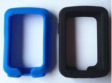 For Garmin Edge 820 Outdoor Cycling computer Silicone Rubber Protect Case + LCD Screen Film Protector