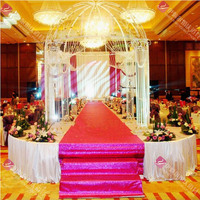 1 M X 10 M Shimmering Carpet Corridor Gold Wedding Corridor Red Corridor for Wedding Party Banquet Decoration Event 13 Colors