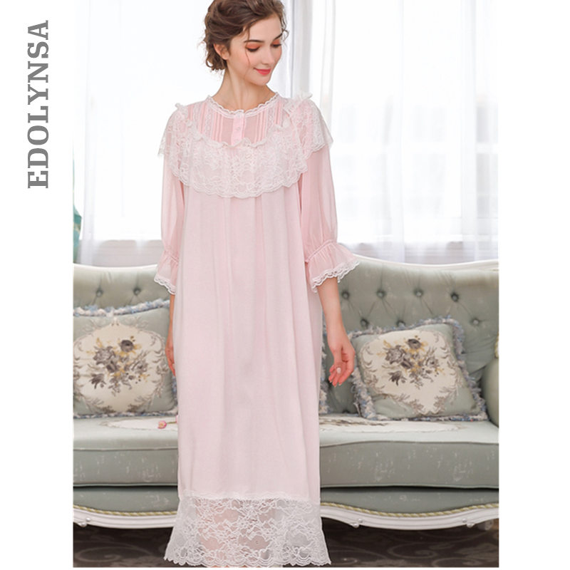 ff09d8b71 Buy pink night wears and get free shipping on AliExpress.com