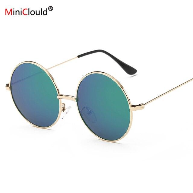 Vintage Round Sunglasses Oculos Redondo Small Sunglasses John Lennon  Sunglasses Round Men Glasses Circle Glasses Round Mirror c22bf5fc26