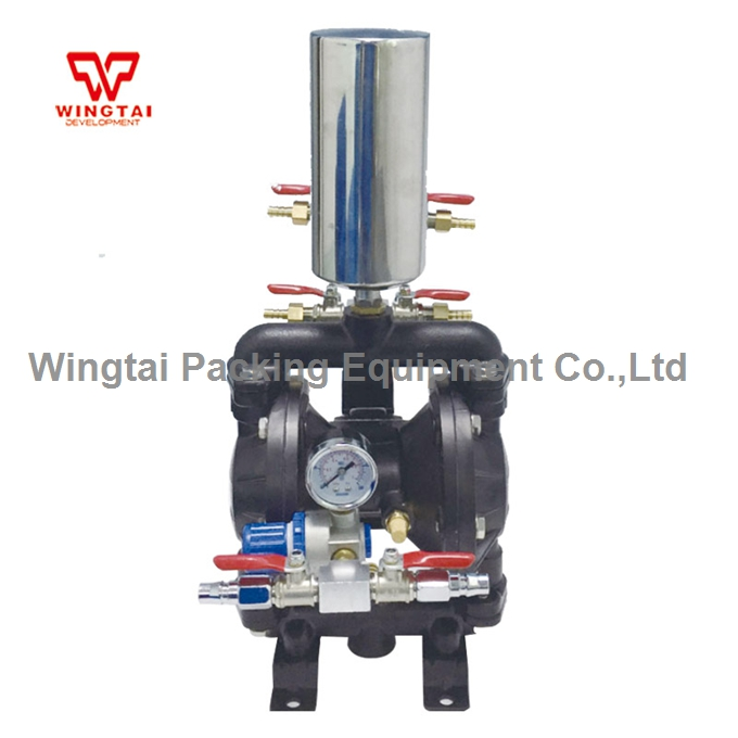 35L/ min Black Coating Spray Pump Diaphragm Pump Air Double Diaphragm Pump BML 15C