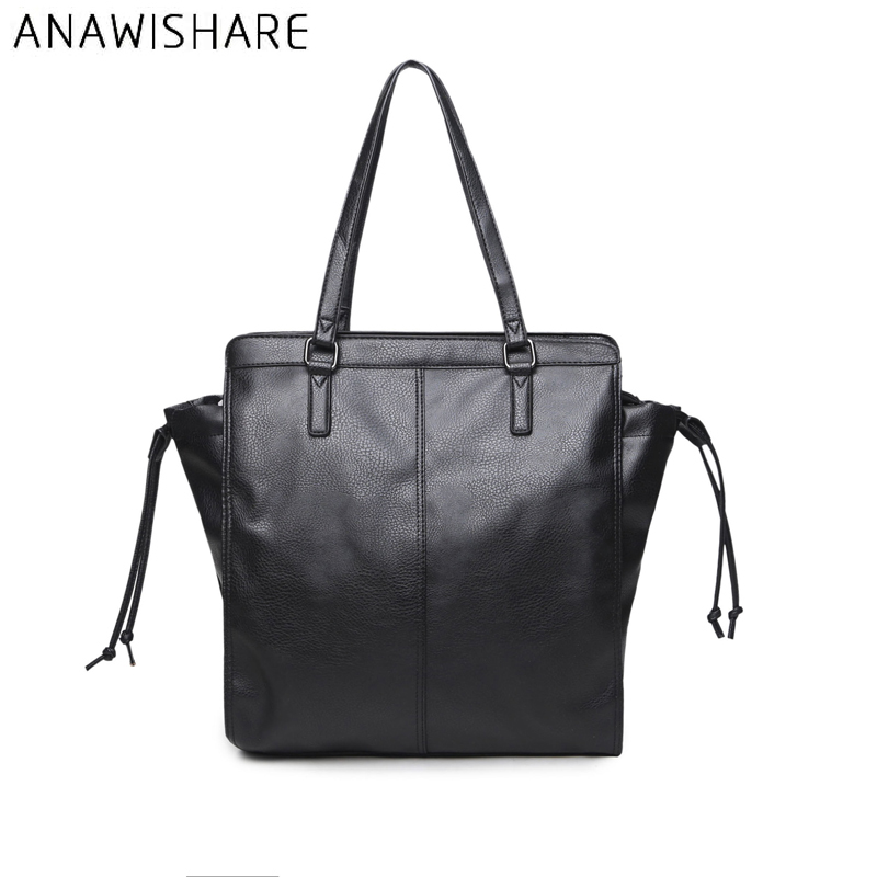 Totes Di Nera Delle Women Grandi Handbags Femininas Mujer Signore A Hgh534 Tracolla Anawishare Donne Bolsas Cuoio Borse Casuali vqx4g5S