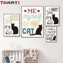Black Cat Poster Promotion Shop For Promotional Black Cat Poster On