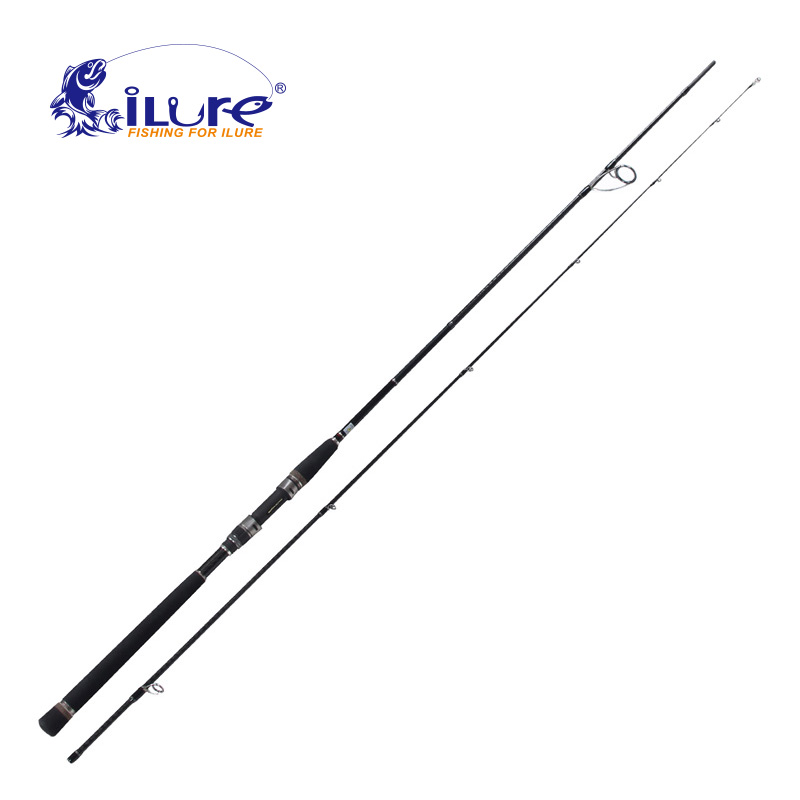 Free shipping 100% carbon rod fuji leader and real seat 2