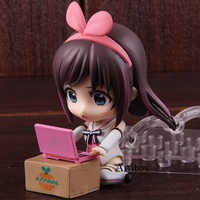 Nendoroid 899 Virtuale YouTuber A. i. canale Kizuna Ai Q Versione Mini PVC Action Figure Da Collezione Model Toy Regalo