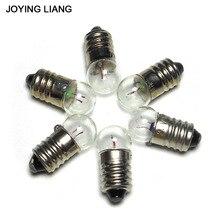 Student Electrical Experimental Physics Class Used 0.3A 1.5V 2.5V 3.8V Small Incandescent Bulbs JOYING LIANG 50PCS/LOT