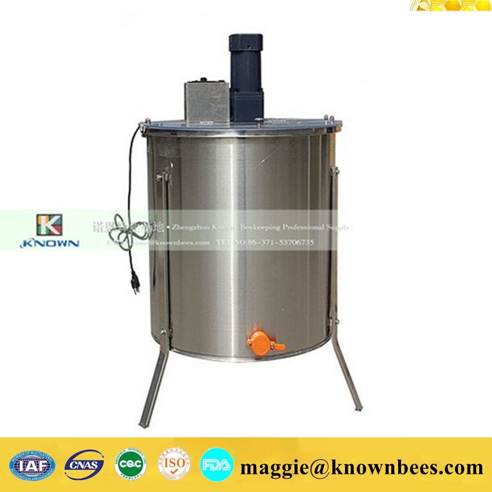 beekeeping 8 frames stainless steel manual honey extractor 5 beekeeping bee hive frames honey container honey lattice produce box 250g