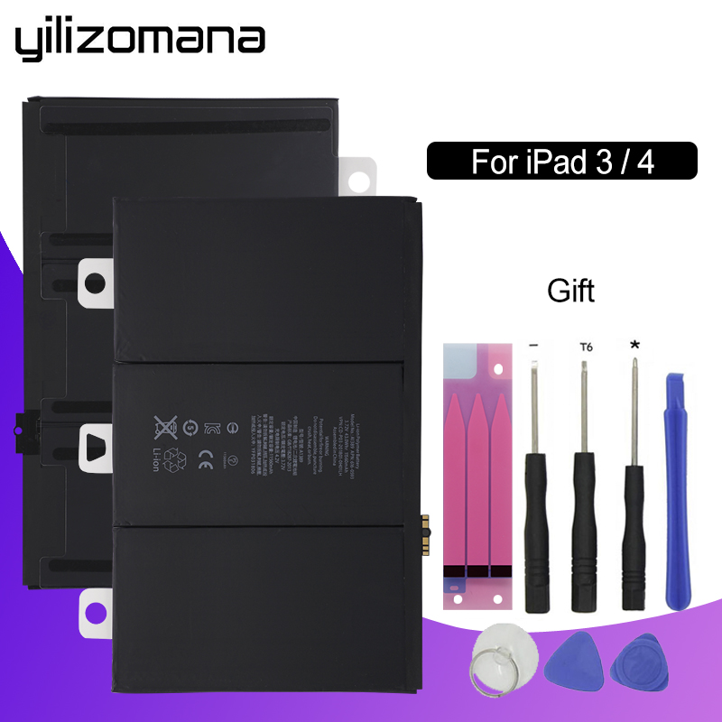 YILIZOMANA Battery For A1389 Tablet Replacement Apple A1416 Original Rd-Capacity 11560mah