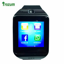 NEW LG118 Bluetooth Smart Watch WristWatch Build-in NFC Camera Support SIM Card HD Screen Smartwatch for Apple IOS Android Phone