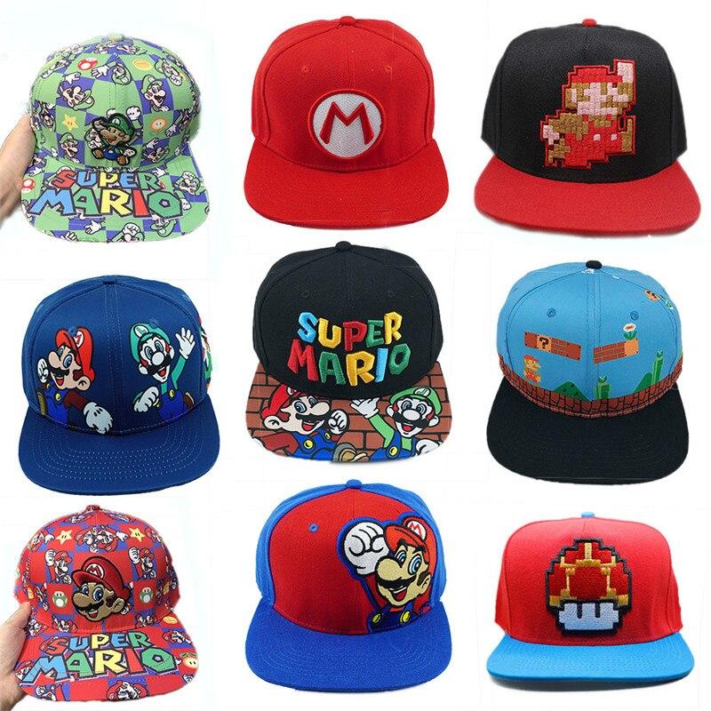 1 Stücke Cartoon Mickey Minnie Trolle Moana Mix Junge Mädchen Mode Sonne Hut Mario Casual Cosplay Baseball Cap Kinder Geschenke Mz-01 Mutter & Kinder