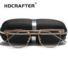 Vintage Oval Metal Clear Lens Glasses Frame Trendy Unisex Spectacle Style Eyeglass Fashion Women Eyeglasses Men Optical Glasse