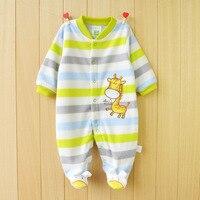 New 2015 Autumn Winter Baby Rompers Clothes Long Sleeved Newborn Boy Girl Polar Fleece Baby Jumpsuit