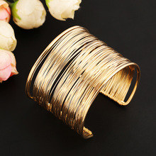 wide cuff bracelet femme bangle bracelets womens gold silver plated mantra love bracelet carter jonc indian jewelry