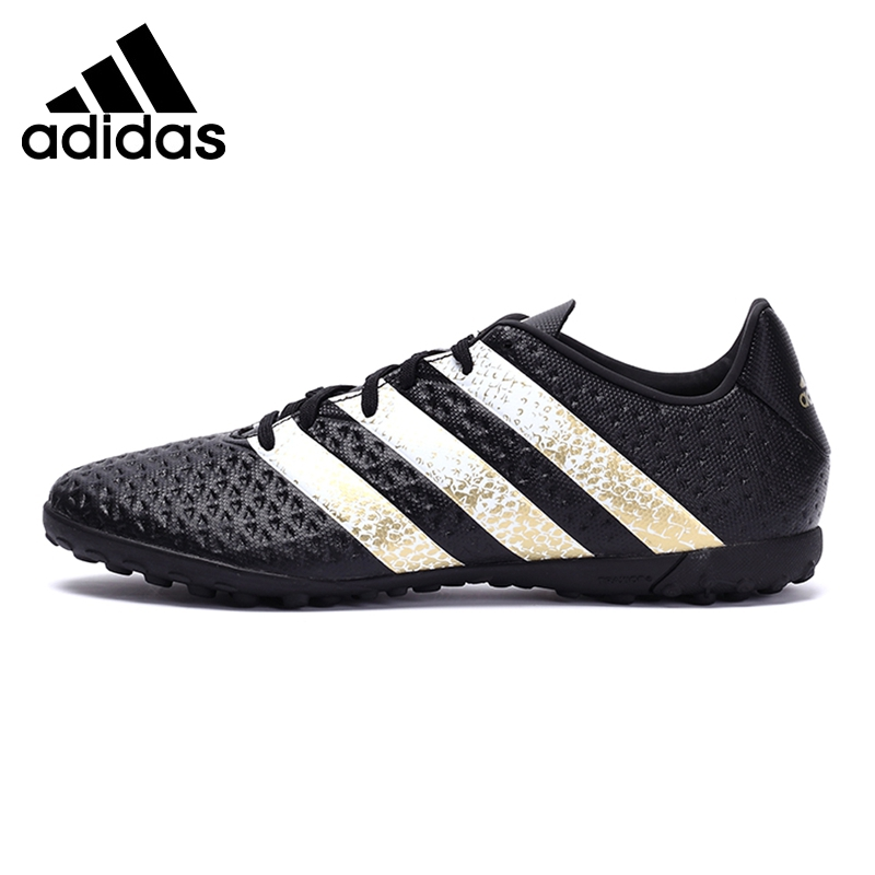 ФОТО Original New Arrival  Adidas ACE 16.4 TF Men's Football Shoes Soccer Sneakers