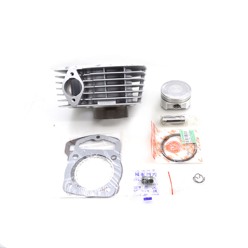 High Quality Motorcycle Cylinder Kit For JIALING Honda CB133 JH125-7A JH125-35A JH125-F CB 133 JH 125 Engine Spare Parts 38mm cylinder barrel piston kit