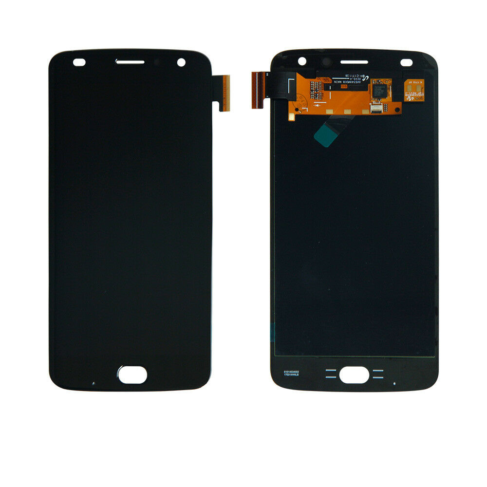 For Motorola Moto Z Play Droid <font><b>XT1635</b></font> <font><b>XT1635</b></font>-01 02 LCD Display Touch Screen Digitizer Panel Assembly Replacement Free Tools image